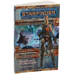 Rol game Starfinder - Dead Suns 1: Incident at the Absalom Station from Devir