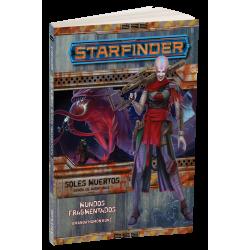 Juego de rol Starfinder Soles Muertos 3: Mundos Fragmentados de Devir