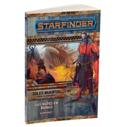 Rol game Starfinder - Dead Suns 4: The Clouds in Ruins from Devir