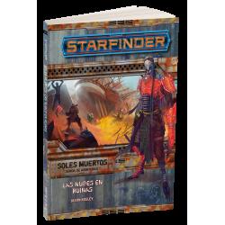 Juego de rol Starfinder Soles Muertos 4: Las Nubes en Ruinas de Devir