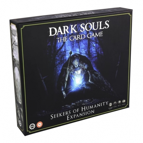 Seekers of Humanity Expansión for the card game Dark Souls from the company Steamforged Games LTD