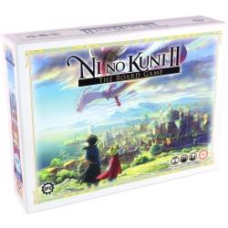 Juego de mesa Ni No Kuni 2: The Board Game de la marca Steamforged Games LTD
