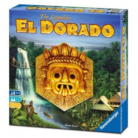 El Dorado board game from Ravensburger