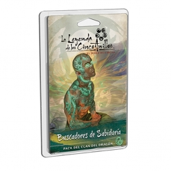 Expansion Wisdom Seekers The Legend of the Five Rings LCG from Fantasy Flight Games