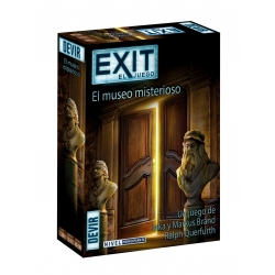 Exit escape room game The Mysterious Museum of Devir
