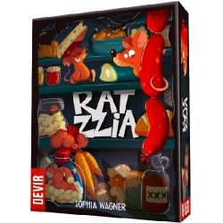 Ratzzia dice game from Devir