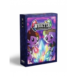 Card game Wigetta and the Magic Gems from Abba Games