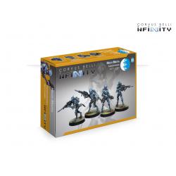 Panoceania Helot Militia box Infinity 281212-0801
