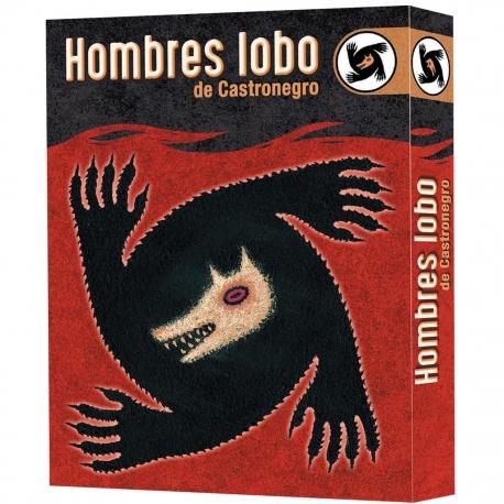 Comprar juego Hombres Lobo de Castronegro de Asmodee