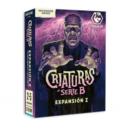 First expansion for the macabre deduction and deception game B Series Creatures!