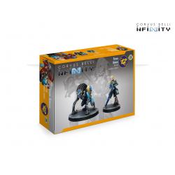 Team Sirius O-12 Infinity de Corvus Belli referencia 282001-0803