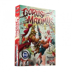 Gorus Maximus card game from Second Gate Games