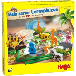 Educational board game My first game to learn: The Zoo from Haba