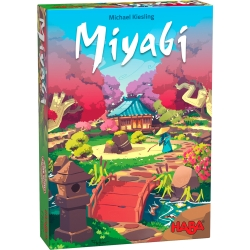 Board game Miyabi from Haba for children