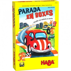 Board game Stop in Boxes from Haba
