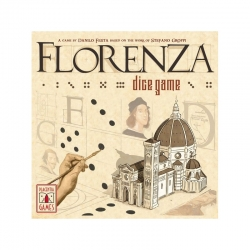 Dice game Florenza from Placentia Games