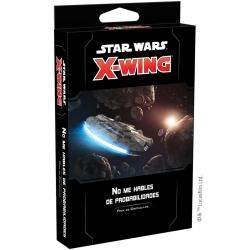 Expansión No me hables de probabilidades para Star Wars X-Wing 2ª Edición de Fantasy Flight Games