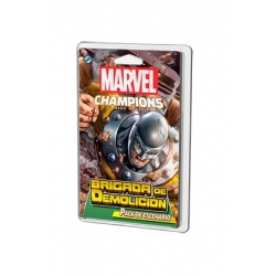 Marvel Champions Lcg: Demolition Brigade