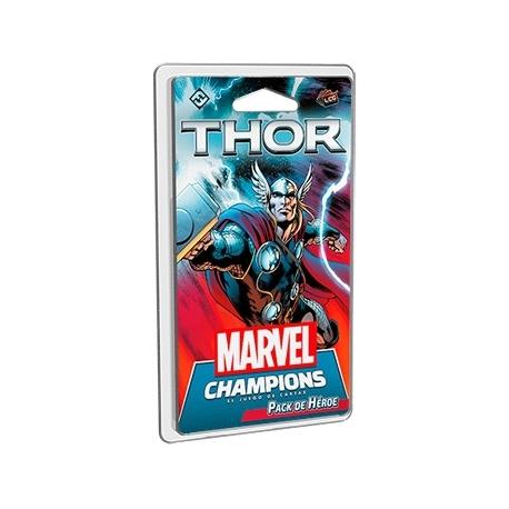 Marvel Champions Lcg: Thor