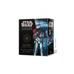 Star Wars: Legión - Soldados Clon Fase I Expansión De Mejora