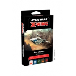 Star Wars X-Wing 2nd Edition. Star Aces