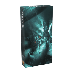 Leviathan expansion for table game Abyss from Do it Games