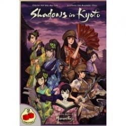 Juego de cartas Shadows in Kyoto de 2Tomatoes Games