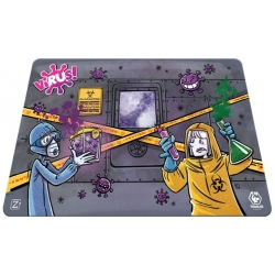 Virus Neoprene Mat from Tranjis Games