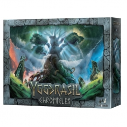 Yggdrasil Chronicles cooperative board game from Ludonaute