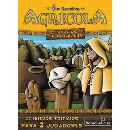 Agricola 2 Jugadores Expansion