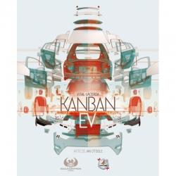 Edición Kick Starter del juego de mesa Kanban EV de Maldito Games