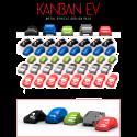 Kanban EV: Metallic Cars