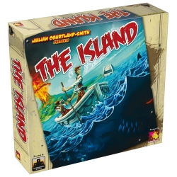 Strategy board game The Island by Zygomatic and Asmodee