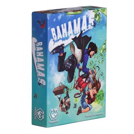 Juego de dados de supervivencia Bahamas de Tranjis Games