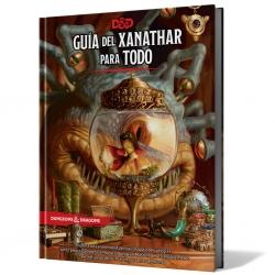 Libro Guía del Xanathar para Todo de Dungeons & Dragons de Edge Entertainment