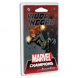 Juego de cartas Marvel Champions Lcg: Viuda Negra de Fantasy Flight Games