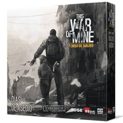 This War Of Mine: Diario De Guerra: Dias De Asedio