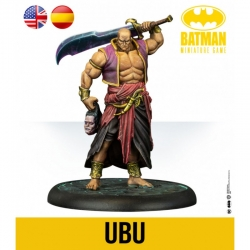 Ubu expansion Batman Miniature Games board game by Knight Models
