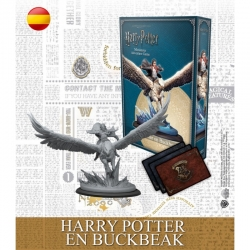 Expansión Harry Potter en Buckbeak del juego de miniaturas Miniatures Adventure Games de Knight Models
