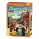Carcassonne: The Abbey And The Mayor expansion for basic game