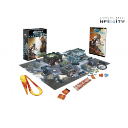Corvus Belli's Operation: Kaldstrøm Infinity Box to play full games
