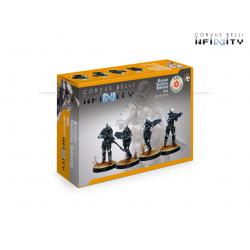 Kaplan Tactical Services Infinity de Corvus Belli referencia 280745-0819