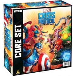 Marvel Crisis Protocol. Core Set