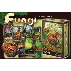 FUNGI BOARD GAME *SPANISH*