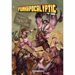 Punkapocalyptic Rulebook (Spanish)