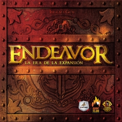 Endeavor: The Age of Expansion from Maldito Games