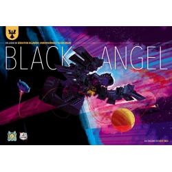 Black Angel board game from Maldito Games
