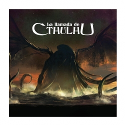 ROL PLAYING GAME THE CALL OF CTHULHU - GUARDIAN SCREEN. PRIMIGENIA EDITION FROM EDGE ENTERTAINMENT