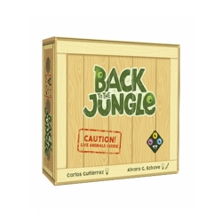 Back to the Jungle board game from Tembo Games