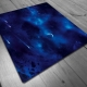 Neoprene mat square 3'x3 '(90x90 cm) Space Square
